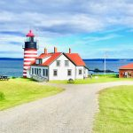 Quoddy Head Light Lubec